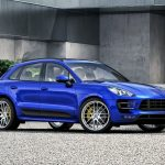Porsche Macan Turbo s paketem Performance