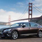 Lexus LS 600: elegantní, dravý a výkonný