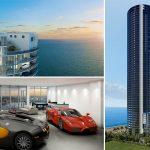 Porsche Design Tower Miami: pouze několik šťastlivců a znalců automobilů 4
