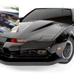 Replika mluvícího auta Kitt vydražená na aukci