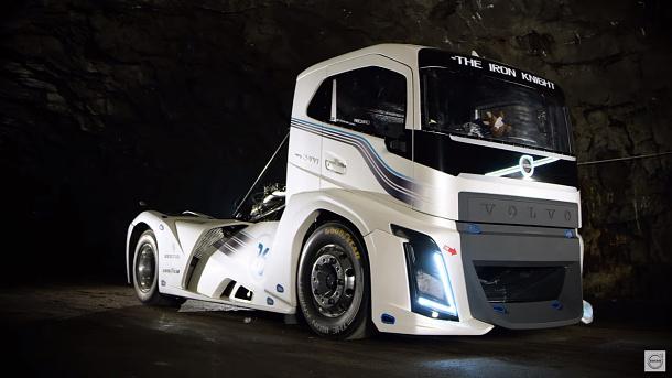 Volvo Iron Knight je stejně rychlé jako Porsche 911 1