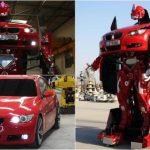 Chlapecký sen se stal realitou: Turci sestrojili skutečného transformera! 2