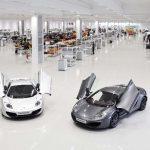 McLaren zve veřejnost na prohlídku kde se rodí sny 3