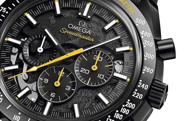 Nejžádanější hodinky Omega Speedmaster Dark Side Of Moon už také v Bratislavě 1