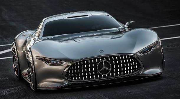 Nový koncept od Mercedes-Benz a tvůrců Playstation Hry: AMG Vision Gran Turismo 1