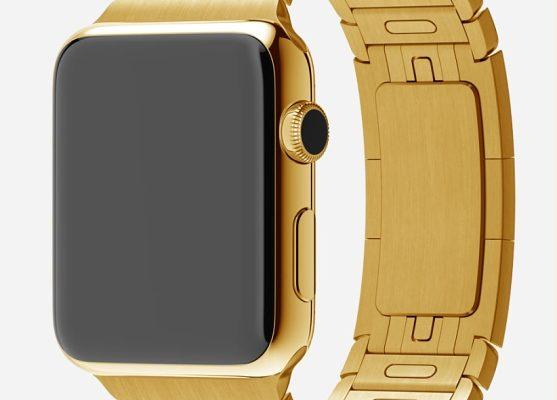 Jsou zákazníci připraveni na zlaté Apple Watch v hodnotě několik tisíc dolarů? 1