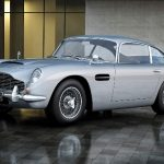 Je Aston Martin DB5 to nejkrásnější Bondovo auto? 4