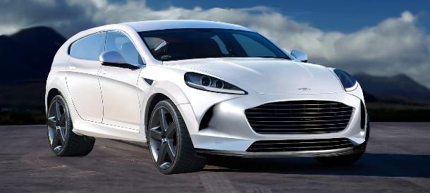 Aston Martin Lagonda: excelentní spojení retro designu se současností 1