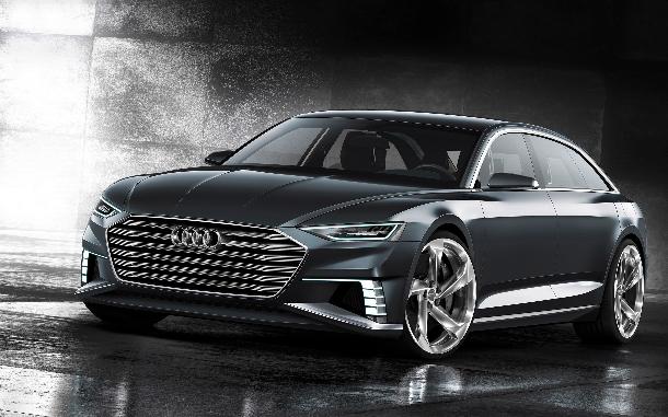 Revoluční Audi Prologue Concept zvedá laťku vkusu pořádně vysoko 1
