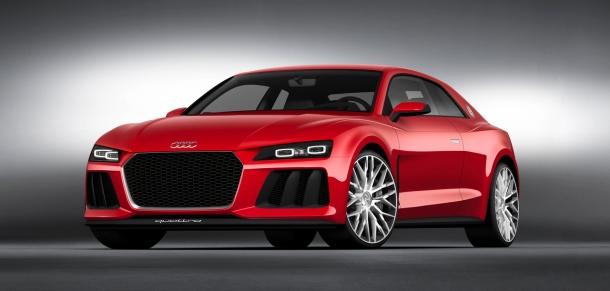 Dočká se Audi Sport Quattro 400 koní? 1