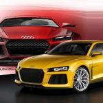 Exkluzivní video: neohlédněte do světa vytváření designu Audi Sport Quattro