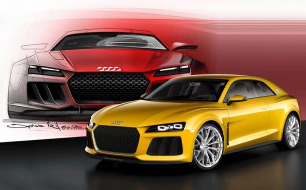 Exkluzivní video: neohlédněte do světa vytváření designu Audi Sport Quattro 1