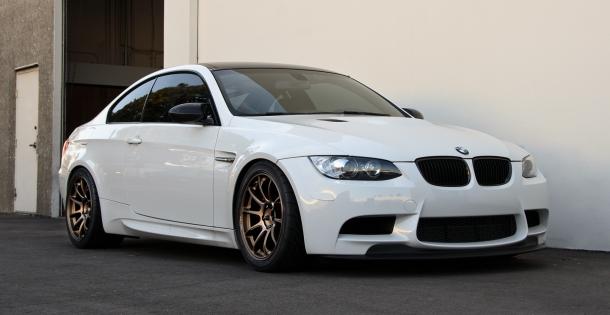 Nový tuningový speciál BMW F13 M6 Space Gray od EAS 1