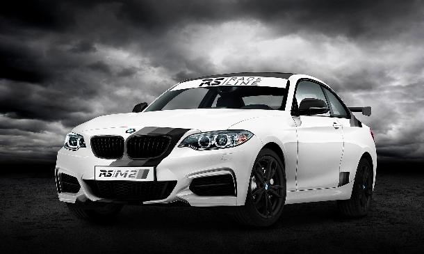 Tuningwerk představuje závodní speciál na běžnou jízdu: BMW M235I RS 1