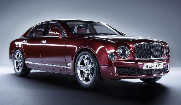 Bentley Mulsanne Speed: je nejsvůdnější sedan na světě? 1