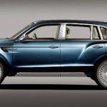 Bentley odhaluje sexy křivky svého SUV. 4