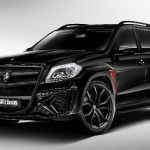 Black Crystal Mercedes-Benz GL: velký šnek v perfektně upravené ulitě 5