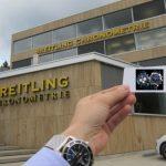 Navštívili jsme manufakturu Breitling 5