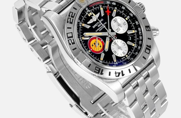 Breitling 44 GTM Patrouille Suisse 50TH Anniversary 1