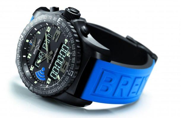 Breitling představil inteligentní hodinky B55 Connected 1