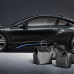 Louis Vuitton vytvořil exkluzivně cestovní tašky pro geniální BMW I8