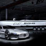 Motorový člun AMG inspirovaný sporťákem z hry Gran Turismo 6