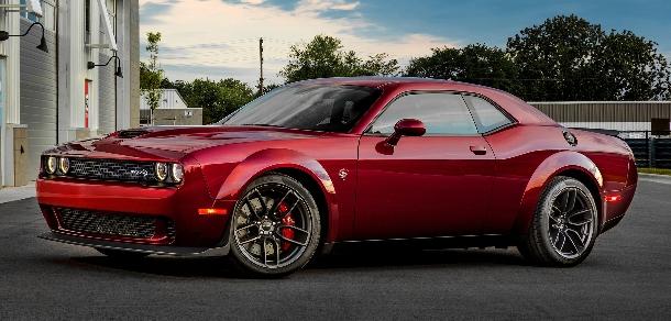 Bude mít Dodge Challenger SRT Hellcat silnější motor než legendární Viper? 1