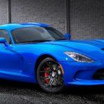 Pohledy nadšenců super aut se upínají na legendu Dodge Viper 2015