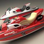 Podaří se dostat Ducati na vodní hladinu bez újmy? 2