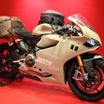 Extrémně šílená úprava nejkrásnějšího motocyklu současnsti? 5