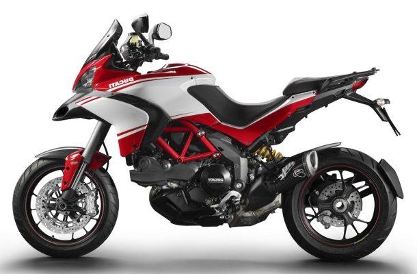 Cestujete stylově na nové Ducati Multistrada 2014 1
