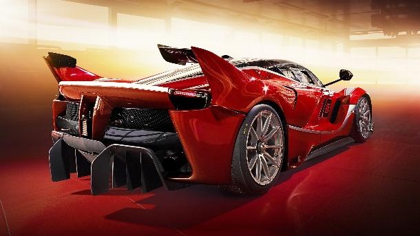 Toto Ferrari za sebou nechá i ty nejvýkonnější stroje včetně LaFerrari! 1