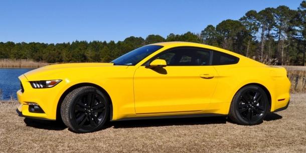 Nejnovější Ford Mustang GT 2015 odhalen! 1