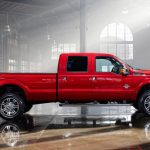 V případě potřeby použijte hrubou sílu Ford Super Duty 2015