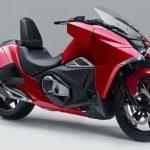 Budou se motorky budoucnosti chtít podobat na Hondu NM4 Vultus?