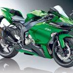Kawasaki Ninja H2R Supercharged: vypadá jak z jiné planety a právě taková i opravdu je