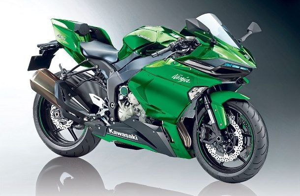 Kawasaki Ninja H2R Supercharged: vypadá jak z jiné planety a právě taková i opravdu je 1