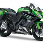 Kawasaki Z1000SX: praktický sportovec na rok 2014 4