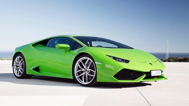 Lamborghini Huracan: přichází nejočekávanější býk od Lamborghini! 1