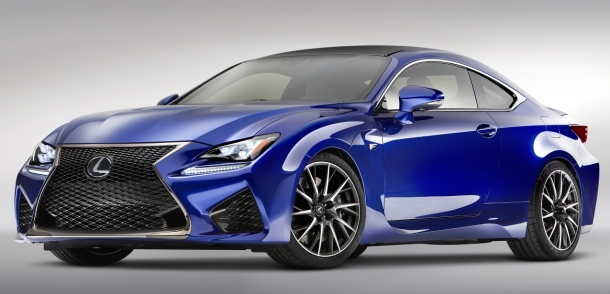 Nejsilnější Lexus RC je připravený porazit konkurenci! 1