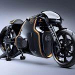 Lotus C-01: Lotus by měl přestat dělat auta a začít vyrábět motorky! 2