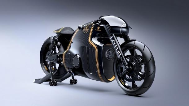 Lotus C-01: Lotus by měl přestat dělat auta a začít vyrábět motorky! 1