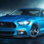 Nejznámější americké svaly oslavují 50. výročí modelu Mustang. Podívejte se jak