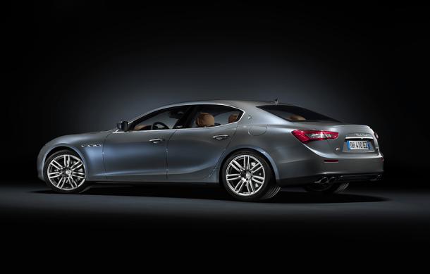 Nádherné Maserati 2015 Ghibli Ermenegildo Edition Zegna je odhalené 1