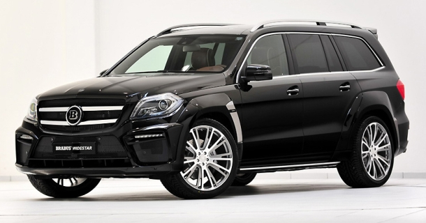 Mercedes-Benz G500 SWB 6.1 Widestar od Barbusu 1