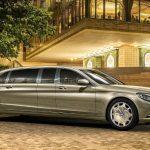Stane se Mercedes S-Class Pullman nejdražším sedanem současnosti?