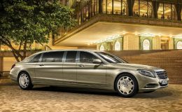 Stane se Mercedes S-Class Pullman nejdražším sedanem současnosti? 29