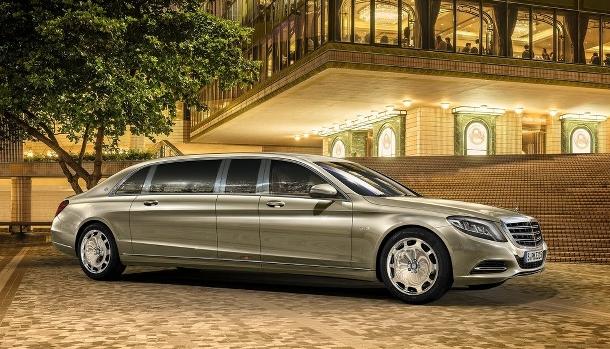 Stane se Mercedes S-Class Pullman nejdražším sedanem současnosti? 1