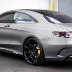 Mohla tuningová společnost IMSA na Mercedesu s63 AMG Coupe ještě něco vylepšit?