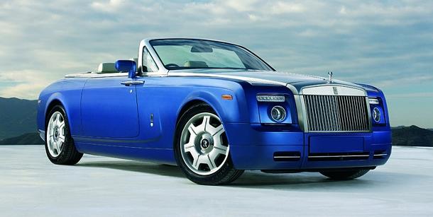 Rolls Royce oznámil vývoj nového modelu s otevřenou střechou 1